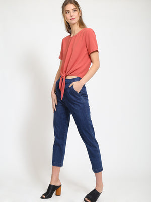 The Daria Jeans - Dark Denim