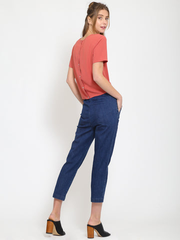 Waist Band Denim