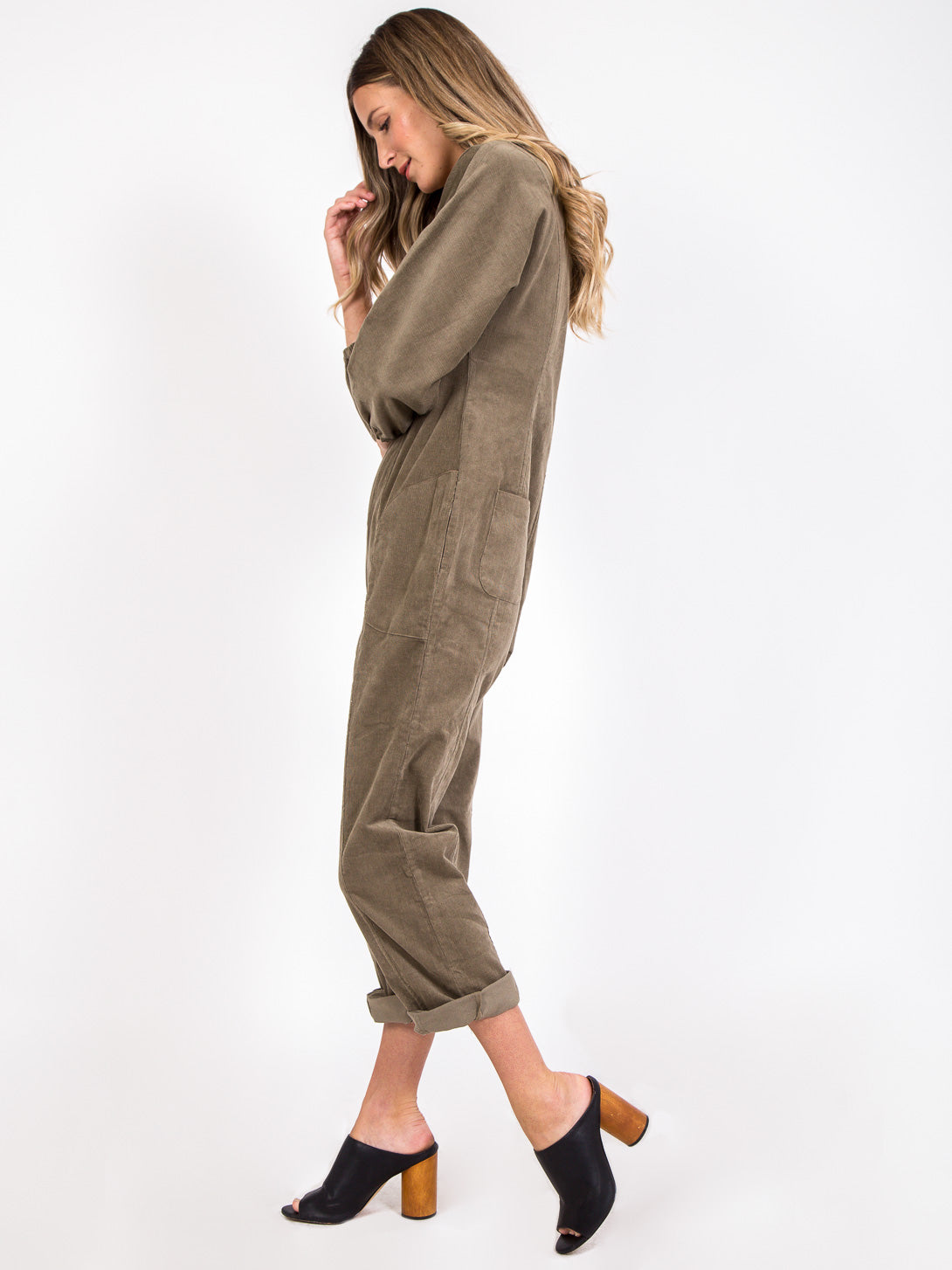The Tilda Corduroy Jumpsuit