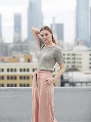 The Becca Knit Top