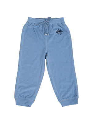 (Kids) Sun Embroidered Sweatpants