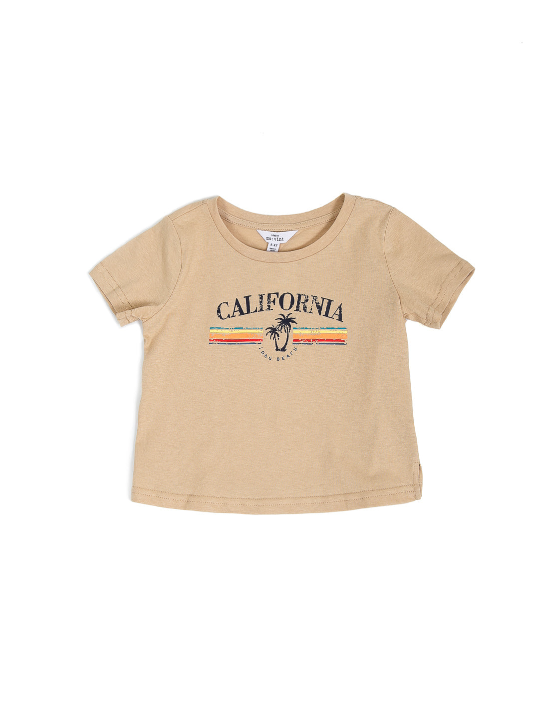 [KIDS] LONG BEACH CALI TEE