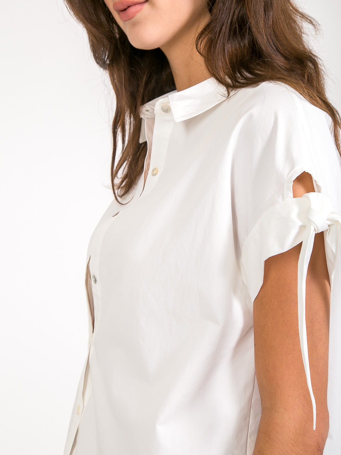 Elaine Button Down Shirt