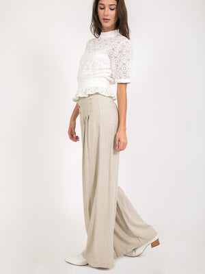 Noelle Wide Leg Pants