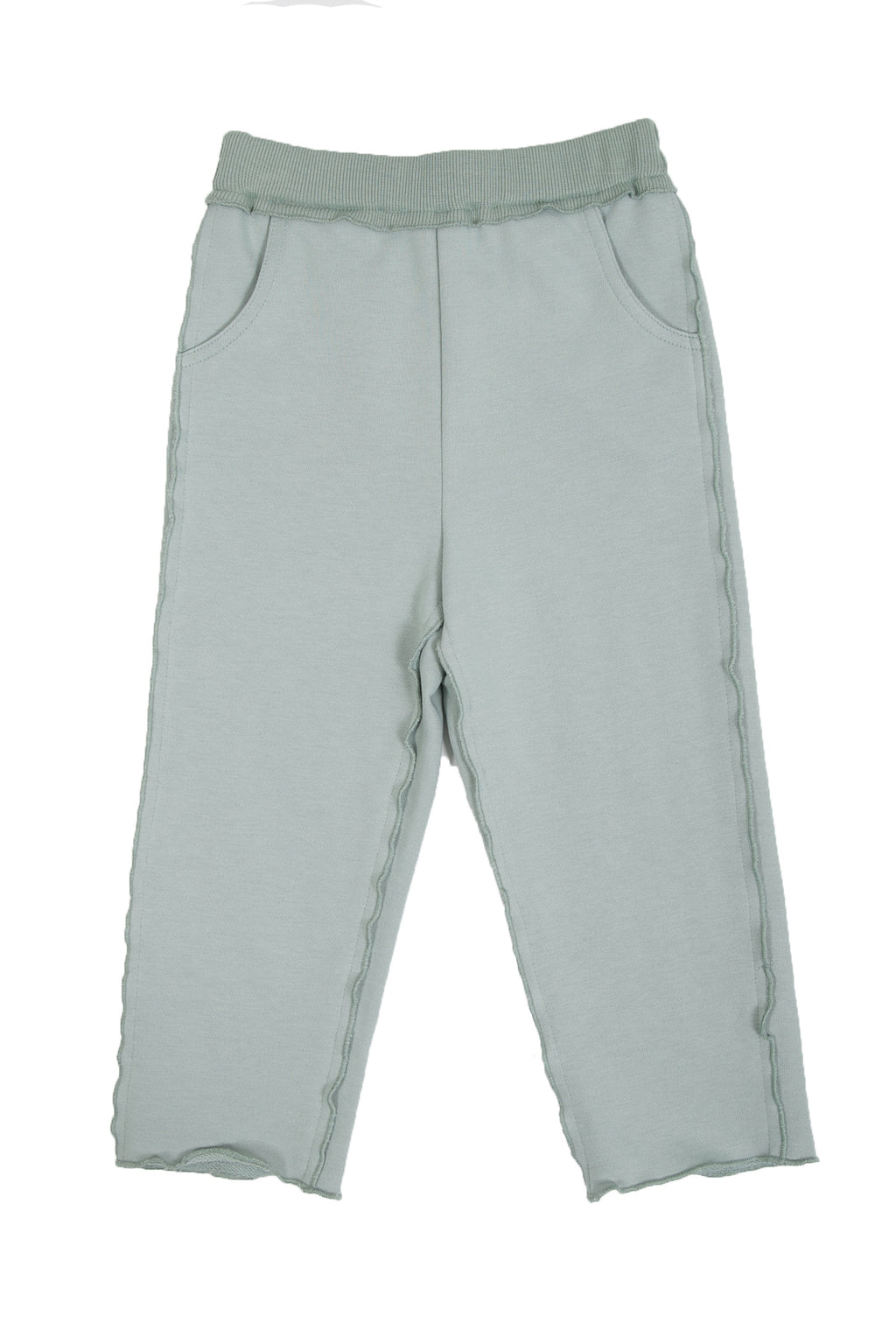 (KIDS) Lettuce Hem Sweatpants