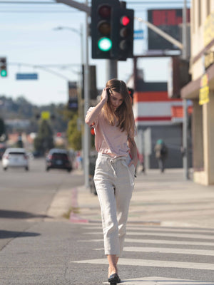The Melany Linen Pants