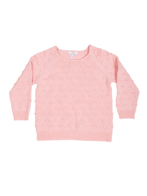 MINI POM POM SWEATER