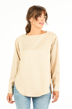Beckett Blouse