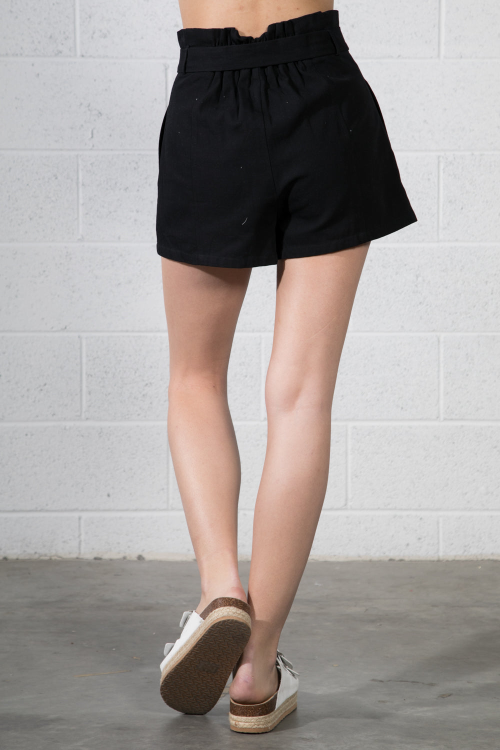 Gisela High Waisted Shorts
