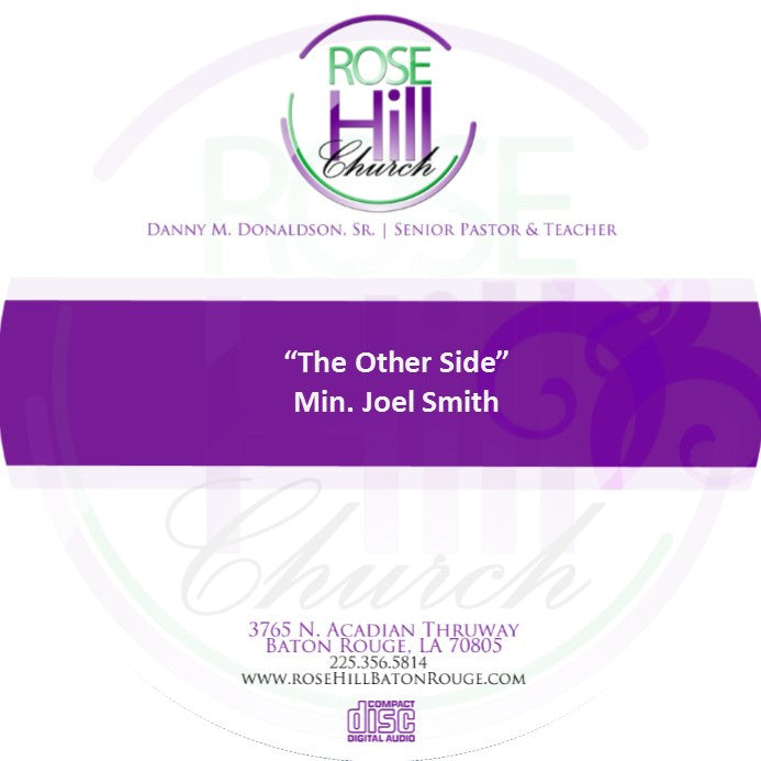 The Other Side - Min J. Smith (CD)