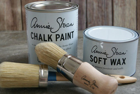 Getting Started Workshop with ChalkPaint™ by Annie Sloan