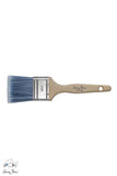 Annie Sloan Blue Flat Brushes