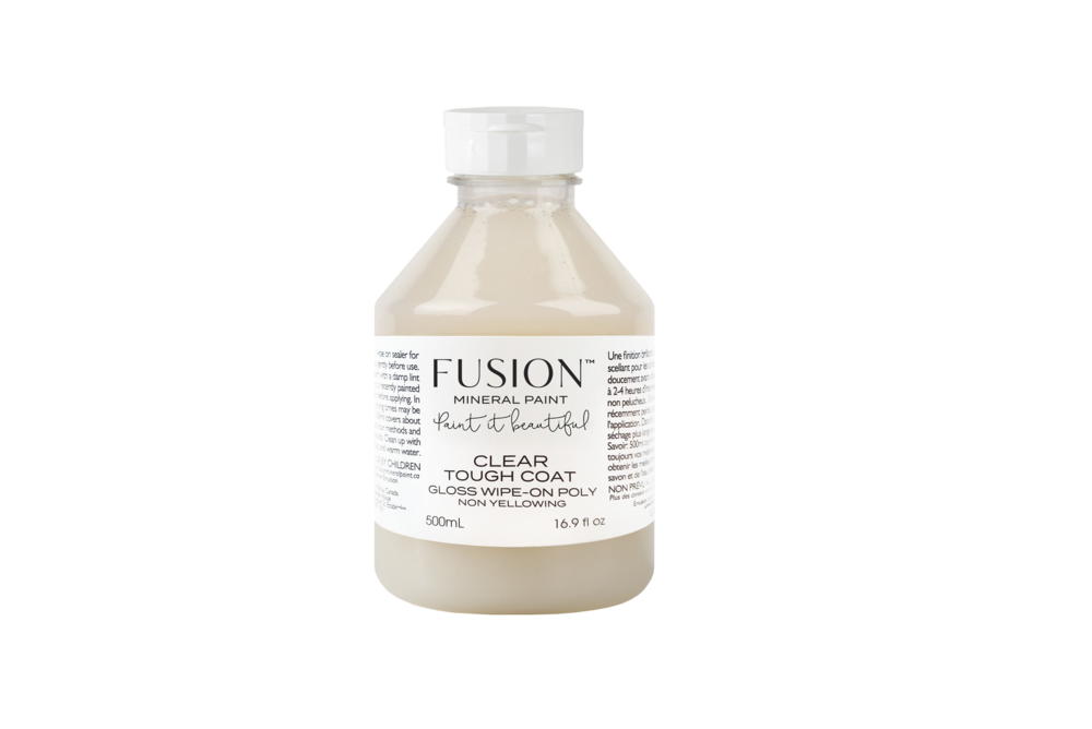 Fusion Tough Coat Clear