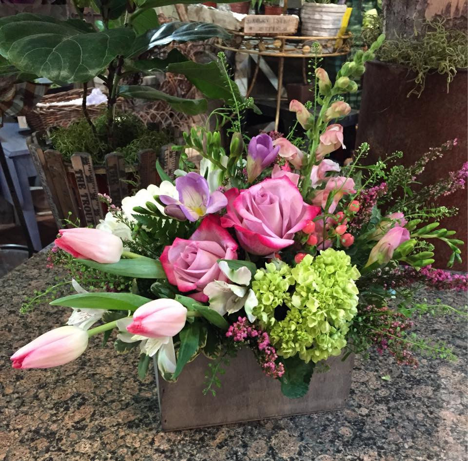 Floral Arrangements - Container