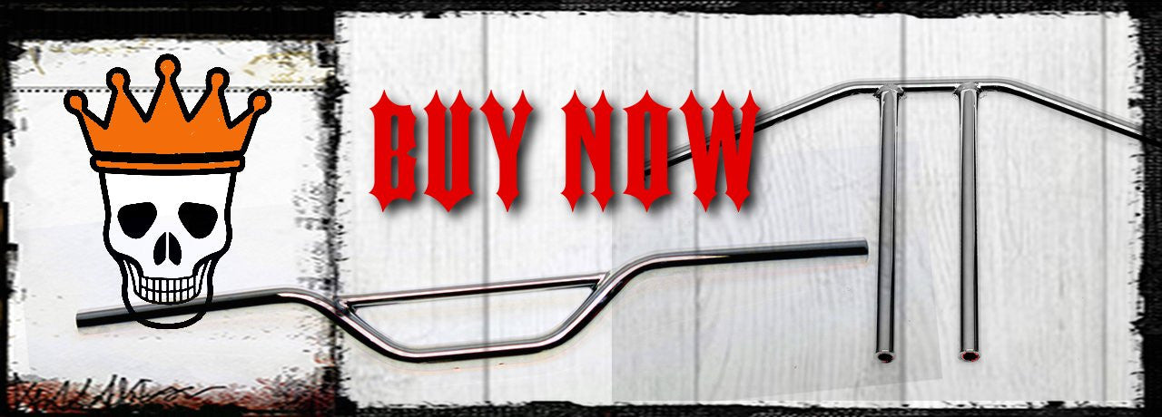 Buy some cool handlebars for your motorcycle