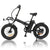 ZuGo 500W Rugged Folding Electric Bike
