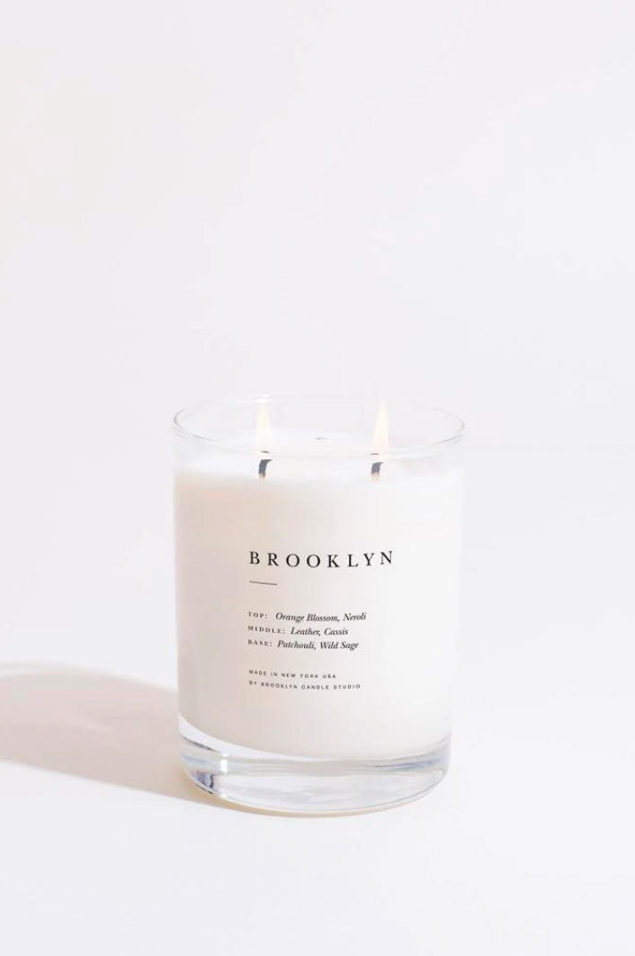 Escapist Candle- Brooklyn
