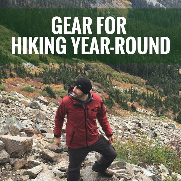The Gear You Need to Hike Year-Round