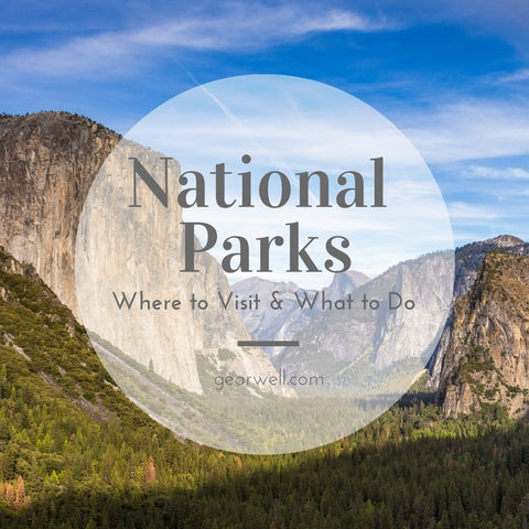 Celebrating 100 Years of National Parks: Where to Visit and What to Do