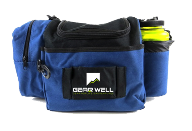 Gear Well Extra Rounds Disc Golf Bag