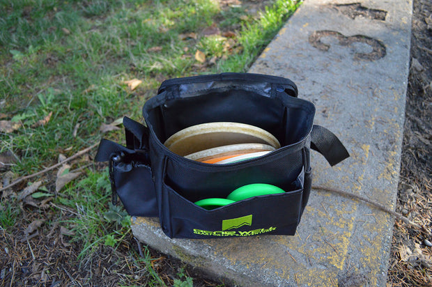 Gear Well Approach Light Disc Golf Bag