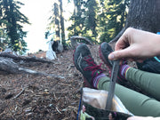 Glacier Peak Wilderness Ultralight Titanium Spork