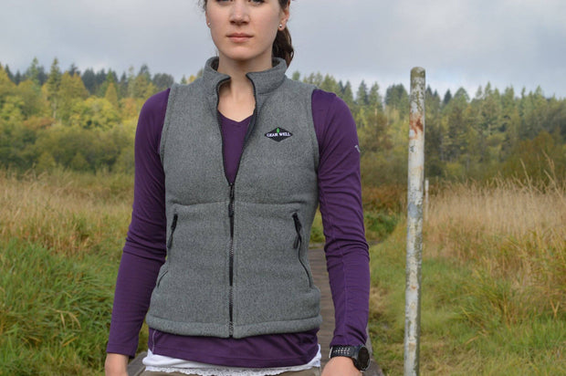 Fleece Vest - The EverGreen Polartec Fleece Vest