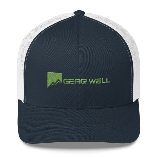 Gear Well Trucker Cap