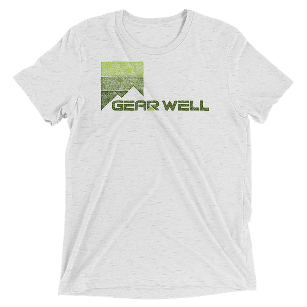 Gear Well CrosHatch Tri-Blend Tee
