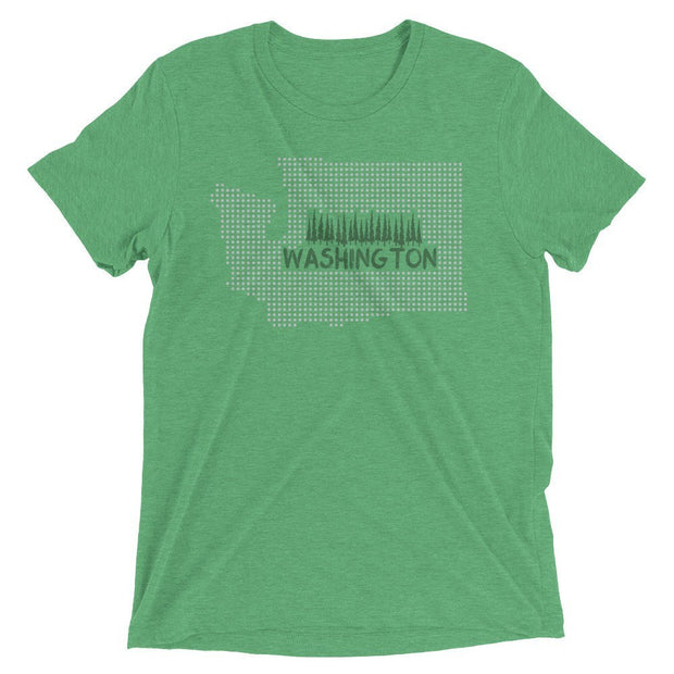 Shirts - Washington State Dot Tee