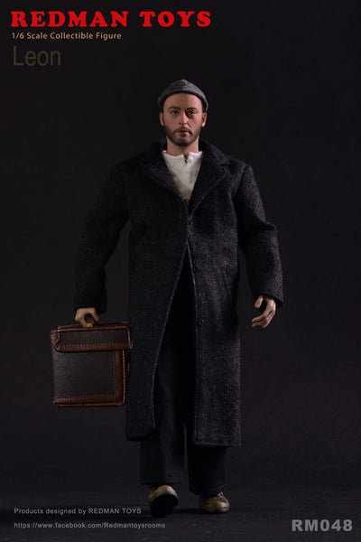 1/6 Scale Leon Figure by Redman Toys