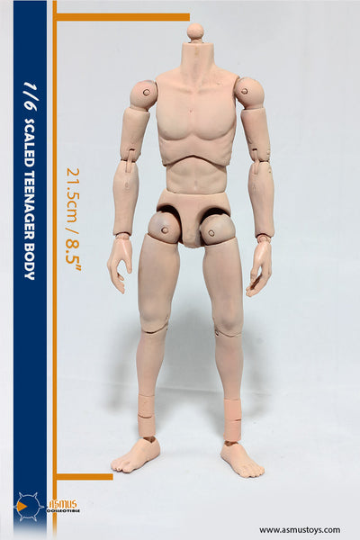 1/6 Scale Teenager Kid Body by Asmus Toys
