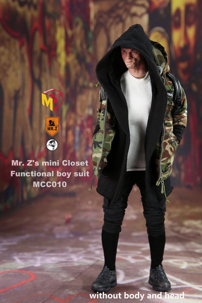 1/6 Scale Street Wear Outfit (MCC010) by MCCToys x Mr.Z
