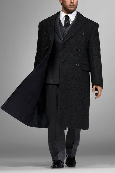 1/6 Scale Rich Wayne Overcoat & Suit Set by Pop Toys