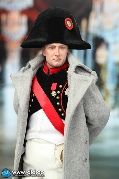 1/6 Scale Emperor of the French Napolean Bonaparte Figure (Battle Version) by DID