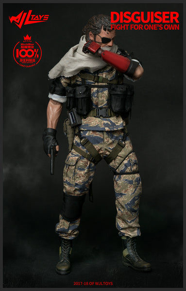 1/6 Scale Disguiser Figure by WJL Toys