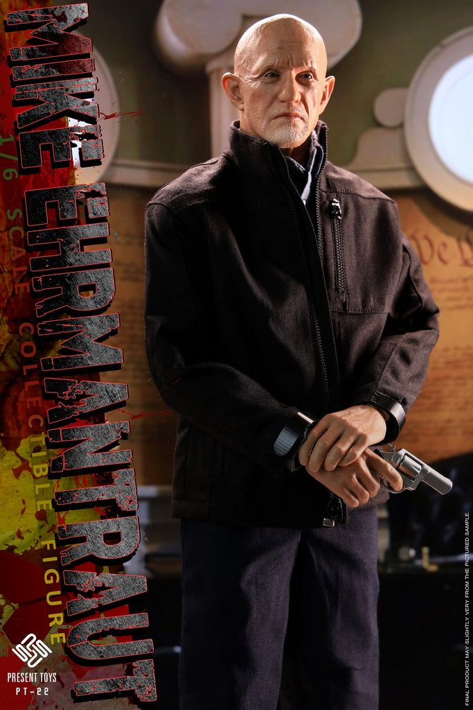 1/6 Scale Mike Figure by Present Toys