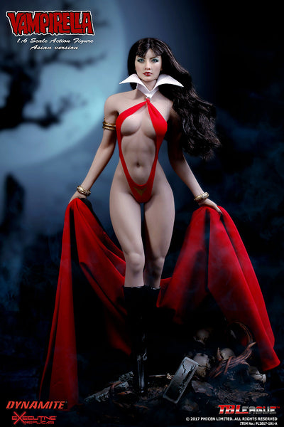 1/6 Scale Vampirella Figure (Asian Version) by TBLeague