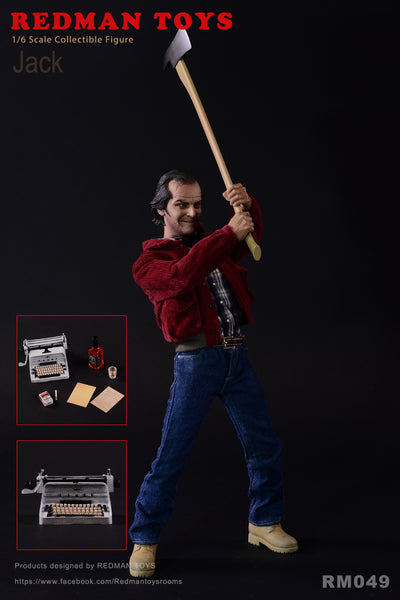 1/6 Scale Shining - Jack Figure by Redman Toys