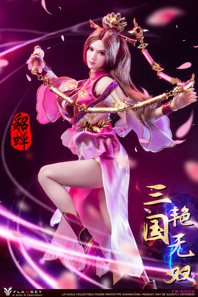 1/6 Scale Diao Chan Figure by FLAGSET