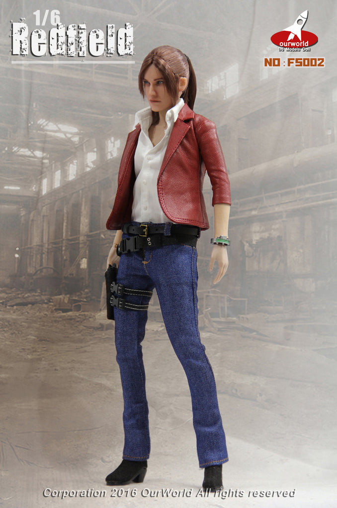 1/6 Scale Redfield Revelations Outfit Set by SW Our World