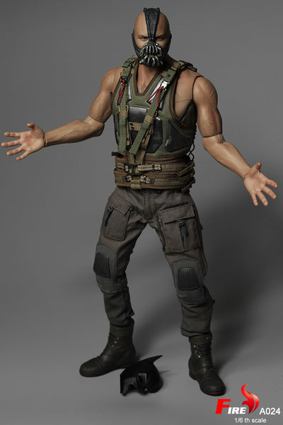 1/6 Scale Custom Bane Figure by Fire Toys