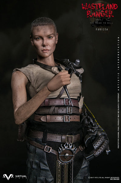 1/6 Scale Furiosa Wasteland Ranger Figure by Virtual Toys VTS