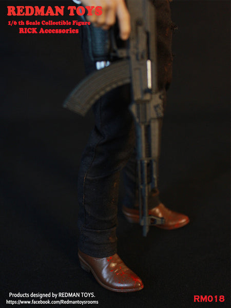 1/6 Scale Sheriff Rick Outfit by Redman Toys