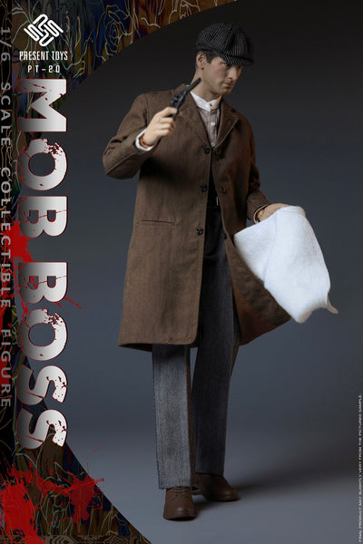 1/6 Scale The Second Mob Boss Figure by Present Toys
