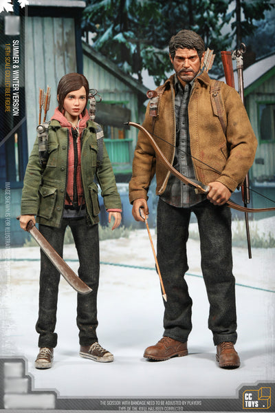 1/6 Scale The Remaining - J & E Set by CC Toys