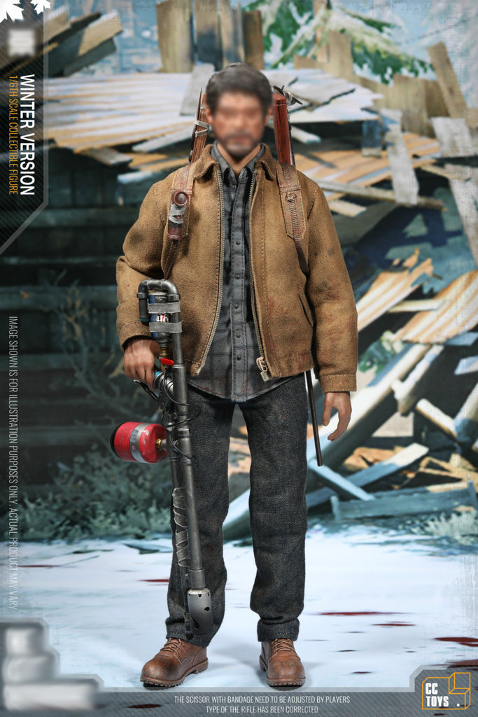 1/6 Scale The Remaining Man - Winter Set by CC Toys