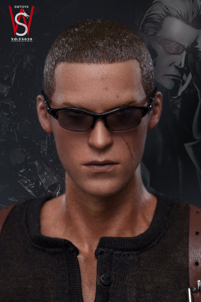 1/6 Scale RE6 Muller Figure by SW Toys