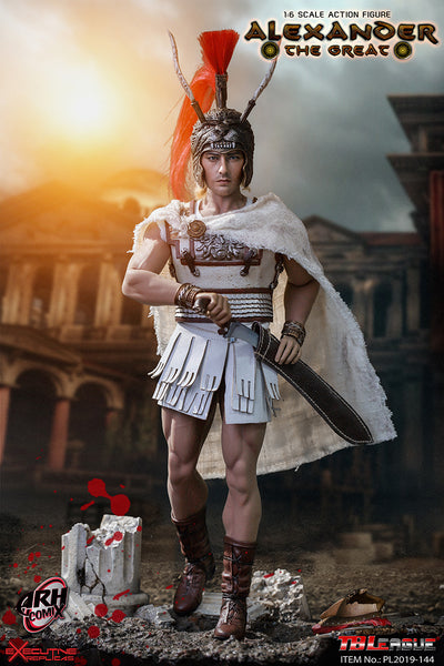 1/6 Scale Alexander the Great Figure by TBLeague