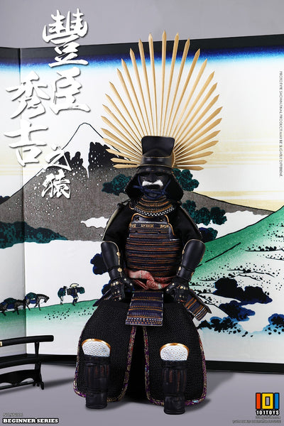 1/6 Scale Toyotomi Hideyoshi Figure (Exclusive Version) by 101Toys